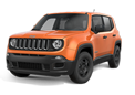 New Jeep Renegade in 100 Mile House